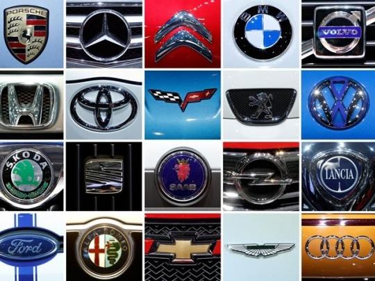Car Brand Symbols Cool Cars